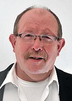 Voorzitter Paul Hendriks